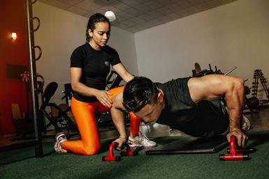 personal trainer singolo