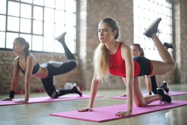 personal trainer trio